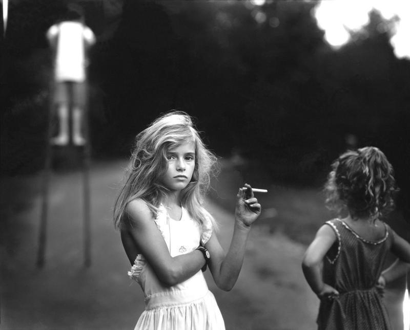 Candy Cigarette, Sally Mann