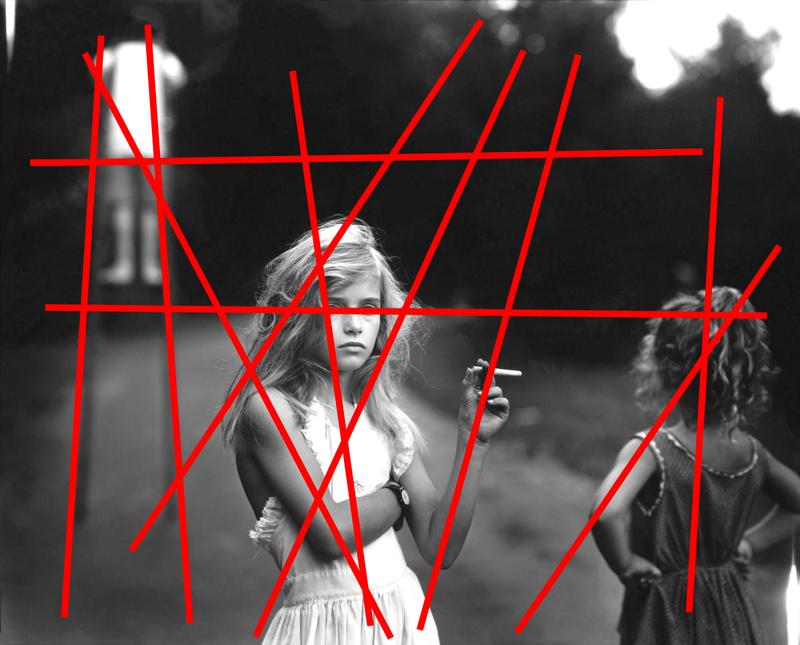 Analyse de la composition d'une photo de Sally Mann
