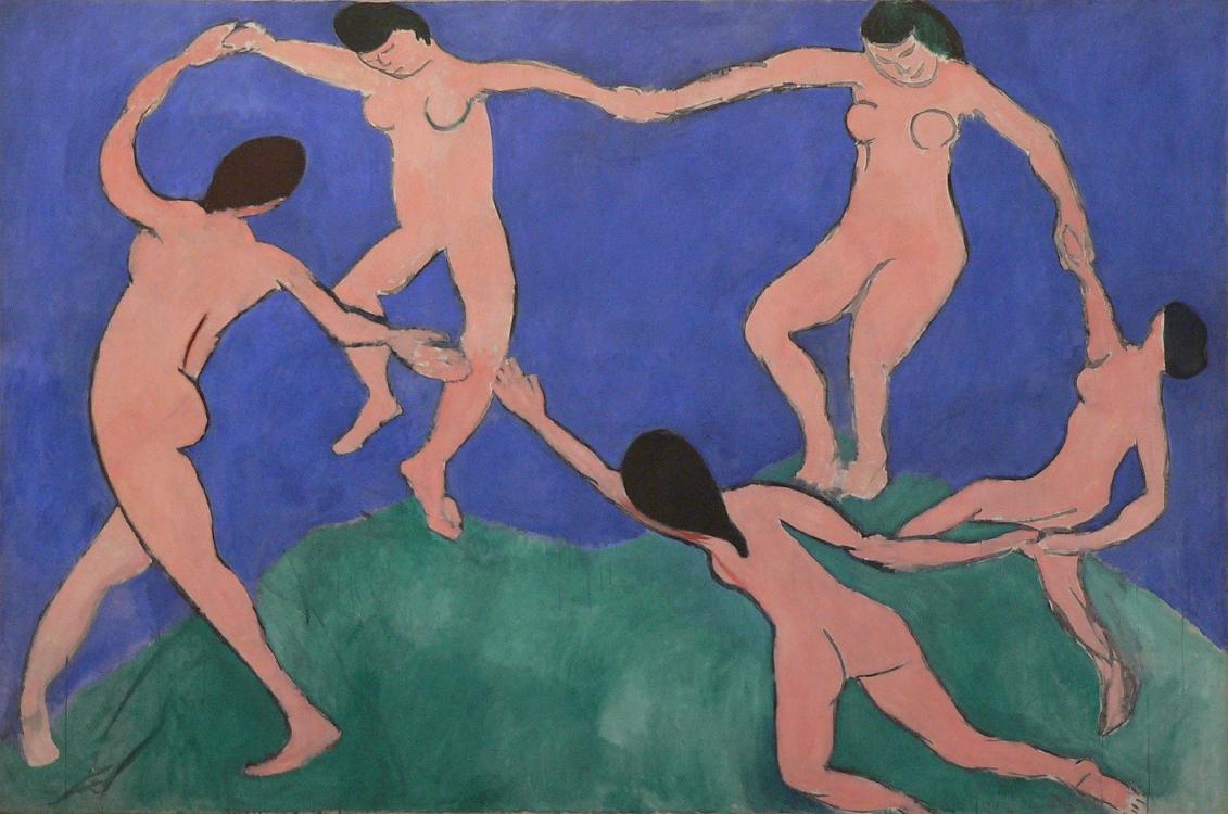La danse, tableau de Matisse